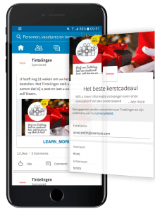 Leads verzamelen met LinkedIn marketing