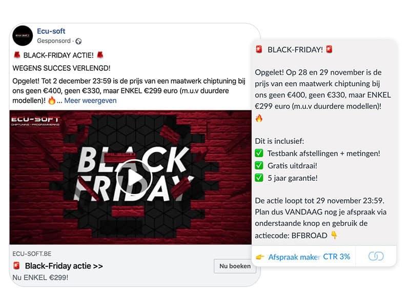 chatbot black friday